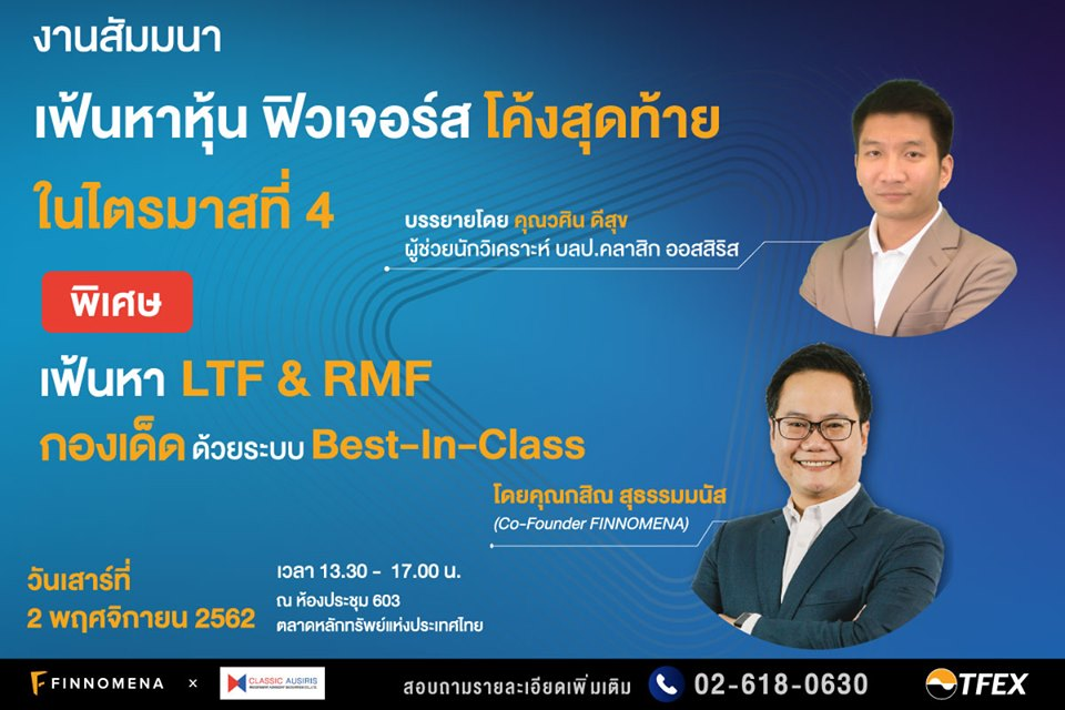 Invest in LTF & RMF with Best In Class System